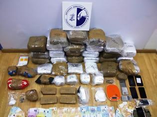 Φωτογραφία για Συλλήψεις για ναρκωτικά στον Άγιο Παντελεήμονα