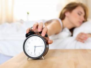 Φωτογραφία για Πώς η έλλειψη ύπνου συνδέεται με το βάρος μας;