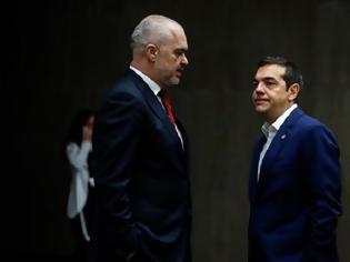 Φωτογραφία για Έντι Ράμα: Είμαστε πολύ κοντά στο να λύσουμε ανοιχτά ζητήματα με την Ελλάδα