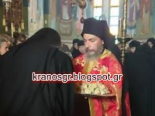 Φωτογραφία για 11353 - ΑΞΙΟΣ! Ο π. Αμφιλόχιος Νέος Ηγούμενος της Ιεράς Μονής Δοχειαρίου Αγίου Όρους
