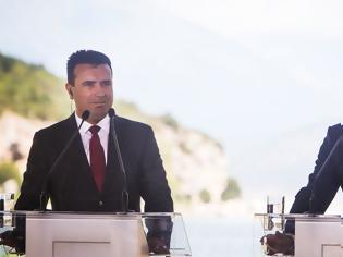 Φωτογραφία για Οι προκλήσεις Ζάεφ με «Μακεδόνες του Αιγαίου» βάζουν νάρκη στη Συμφωνία των Πρεσπών