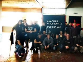 Φωτογραφία για Ο Ρουβίκωνας προαναγγέλλει μέσω Facebook «ανάληψη δράσης» από τις 10 Δεκέμβρη