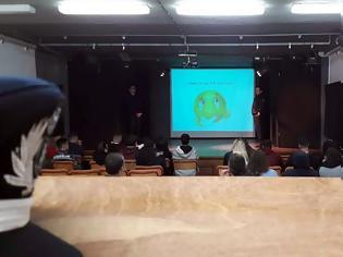 Φωτογραφία για Ενημερωτική διάλεξη για την οδική ασφάλεια σε μαθητές του ΕΠΑΛ Πάτμου