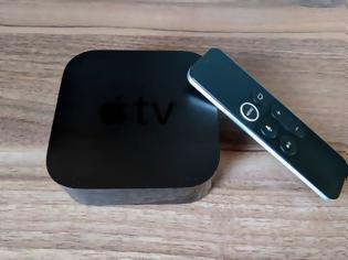 Φωτογραφία για Η Apple κυκλοφόρησε το tvOS 12.1.1