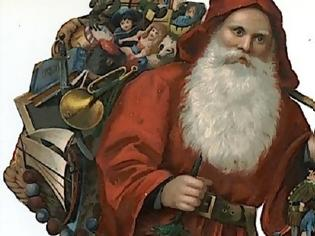 Φωτογραφία για Πώς από τον Άγιο Νικόλαο περάσαμε… στον Άϊ-Βασίλη