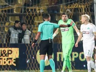 Φωτογραφία για Τελικά δεν μπορούν οι Έλληνες διαιτητές