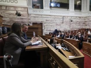 Φωτογραφία για Βουλή: Με τη διαδικασία του επείγοντος η συζήτηση του ν/σ για την ακύρωση των περικοπών στις συντάξεις