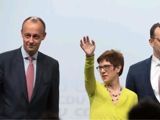 Φωτογραφία για Γερμανία: Τι θα έκαναν το 2015 για την Ελλάδα οι τρεις υποψήφιοι του CDU