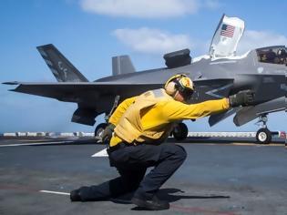 Φωτογραφία για ΗΠΑ: Πιθανή απομάκρυνση της Τουρκίας δεν θα είχε επιπτώσεις στο πρόγραμμα για τα F-35
