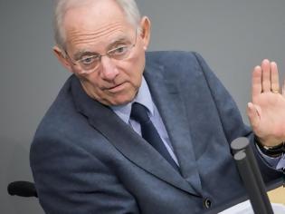 Φωτογραφία για Süddeutsche Zeitung: Ο Σόιμπλε θα είχε τινάξει στον αέρα την ΕΕ με το Grexit