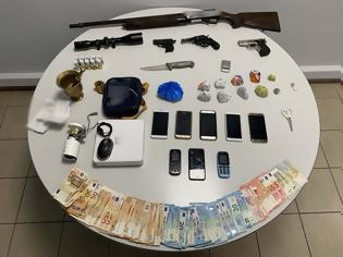 Φωτογραφία για Συλλήψεις για ναρκωτικά στη Θεσσαλονίκη