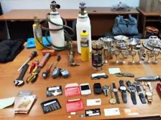 Φωτογραφία για Εξαρθρώθηκε εγκληματική οργάνωση για διαρρήξεις με λεία πάνω από 340.000