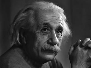 Φωτογραφία για Τρία εκατ. δολάρια για το «γράμμα του Θεού» του Einstein