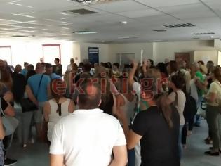Φωτογραφία για Κρήτη: Στα «χαρακώματα» πριν το «έμφραγμα» στα νοσοκομεία