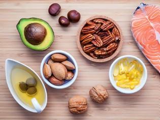 Φωτογραφία για Ωμέγα 3 και ωμέγα 6 λιπαρά: Πού βρίσκονται και πώς ωφελούν την υγεία μας;