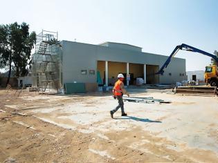 Φωτογραφία για To Ισλαμικό Τέμενος Αθηνών στον Βοτανικό είναι σχεδόν έτοιμο