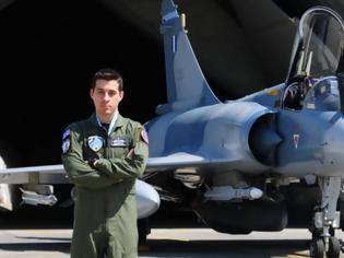 Φωτογραφία για Κοσμάς Χάλαρης: Αυτός είναι ο Έλληνας «Best Warrior» πιλότος του ΝΑΤΟ
