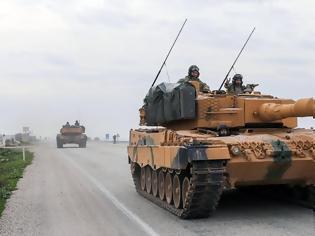 Φωτογραφία για Γερμανικά άρματα Leopard μετέφεραν οι Τούρκοι στα κατεχόμενα
