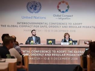 Φωτογραφία για Σε κλίμα διχασμού η διάσκεψη του ΟΗΕ στο Μαρακές για το σύμφωνο για την μετανάστευση