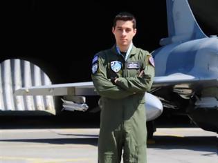 Φωτογραφία για Αυτός είναι ο πιλότος της Πολεμικής Αεροπορίας που ανακηρύχθηκε «Best Warrior»