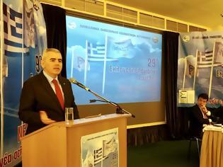 Φωτογραφία για Ολόκληρη η ομιλία Χαρακόπουλου στο Συνέδριο τής ΠΟΑΞΙΑ