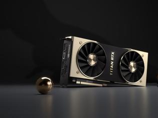 Φωτογραφία για Nvidia Titan RTX: Επίσημα η πανίσχυρη κάρτα γραφικών