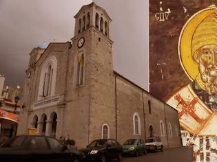 Φωτογραφία για Αφιέρωμα στον Άγιο Σπυρίδωνα και το θαύμα του Αγίου στο Μητροπολιτικό Ιερό Ναό Μεσολογγίου
