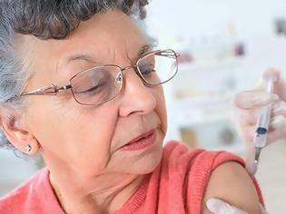 Φωτογραφία για Χωρίς αντιγριπικό εμβολιασμό ένας στους δύο Έλληνες ηλικίας 65 ετών και άνω - Οδηγίες από τους ειδικούς