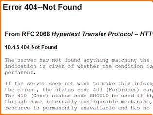Φωτογραφία για Ενημερωτικό σημείωμα σύνταξης αποστράτων: server error 404