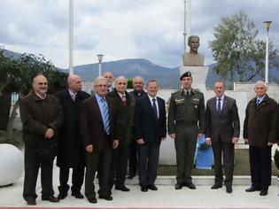 Φωτογραφία για Επίσκεψη Πανελλήνιου Συνδέσμου Αξιωματικών Πεζικού (Π.Σ.Α.Π.) στη ΣΠΖ (ΔΕΛΤΙΟ ΤΥΠΟΥ-ΦΩΤΟ)