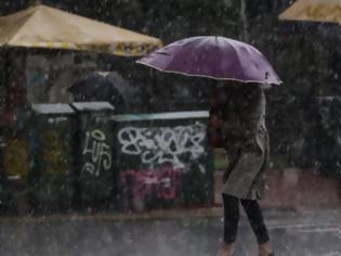 Φωτογραφία για Καιρός: Τσουχτερό κρύο και βροχές σε όλη τη χώρα - Πότε αλλάζει το σκηνικό του καιρού