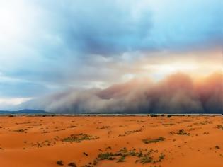 Φωτογραφία για Σαχάρα! Σκόνη της ερήμου στην Καραϊβική, σε απόσταση... 3.500 χλμ!