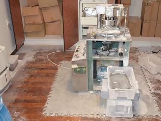 Φωτογραφία για Στα άδυτα εργαστηρίων παραγωγής αναβολικών