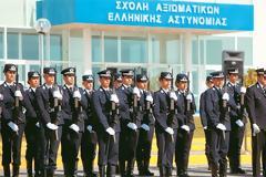 Τροπολογία για τη διακοπή σπουδών δοκίμων αστυφυλάκων και υπαστυνόμων για λόγους υγείας