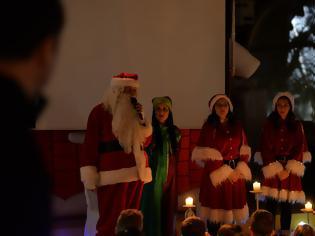 Φωτογραφία για Η χριστουγεννιάτικη γιορτή των αστυνομικών της Φθιώτιδας