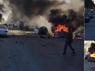Φωτογραφία για Το Ισλαμικό Κράτος ανέλαβε την ευθύνη για την επίθεση στο ΥΠΕΞ της Λιβύης