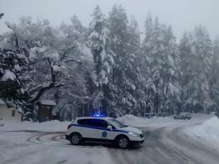 Φωτογραφία για Στον κλοιό του «Ραφαήλ» η χώρα: Καταιγίδες, χιόνια, θυελλώδεις άνεμοι
