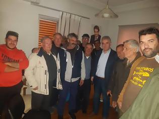 Φωτογραφία για Συνάντηση Θανάση Καββαδά με ιδιοκτήτες βιντζότρατας της Λευκάδας και των γύρω περιοχών