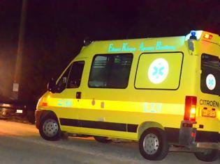 Φωτογραφία για Καγκελόπορτα καταπλάκωσε 7χρονο παιδάκι- Νοσηλεύεται διασωληνωμένο