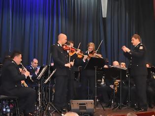 Φωτογραφία για H μπάντα της ΕΛ.ΑΣ. σε μουσική εκδήλωση στην Άρτα