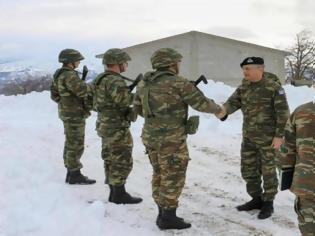 Φωτογραφία για Στο φυλάκιο ΒΑΣΙΛΙΤΣΑ της 1ης Στρατιάς βρέθηκε ο Α/ΓΕΣ (ΕΙΚΟΝΕΣ)