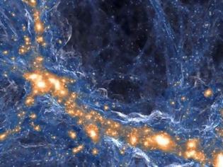 Φωτογραφία για Σκοτεινή ύλη σε κίνηση που θέτει νέους περιορισμούς και ωθεί προς την καλύτερη κατανόησή της