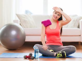 Φωτογραφία για Αυτή η άσκηση γυμνάζει όλο το σώμα σας και μπορεί να γίνει παντού!
