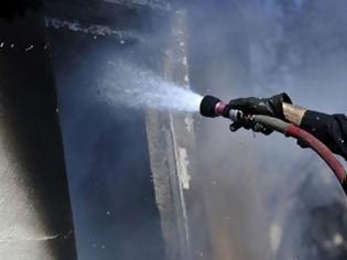 Φωτογραφία για Οι Απόστρατοι ΕΜΘ προσπαθούν να βοηθήσουν συνάδελφό τους που έχασε το σπίτι του από φωτιά