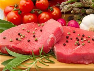 Φωτογραφία για Το κόκκινο κρέας στη διατροφή μας