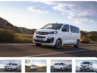 Φωτογραφία για Νέο Opel Zafira Life: Η επόμενη γενιά του πολυχρηστικού, επιβατικού μοντέλου της Opel με έως εννέα θέσεις