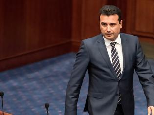 Φωτογραφία για Ζάεφ: Η Ελλάδα δεν μπορεί να μας αρνηθεί τη «Μακεδονική ταυτότητα»