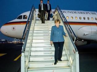 Φωτογραφία για Süddeutsche Zeitung: «Ριψοκίνδυνο ταξίδι» η επίσκεψη Μέρκελ στην Ελλάδα