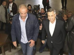 Φωτογραφία για Ένταση και νέα διακοπή στη δίκη για την απαγωγή Λεμπιδάκη