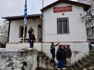 Φωτογραφία για Χαρακόπουλος: Αναγκαία η ανακαίνιση του Πυροσβεστικού Κλιμακίου Αγιάς